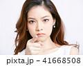 女性 ポートレートシリーズ 41668508
