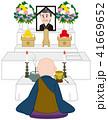 祭壇 葬儀 通夜 41669652