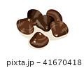 しじみ 蜆 貝のイラスト 41670418