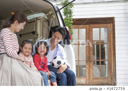 仲良し家族イメージ 41672759
