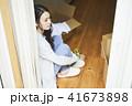 人物 女性 若い女性の写真 41673898