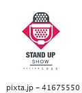 シンボルマーク ロゴ ショーのイラスト 41675550