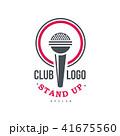シンボルマーク ロゴ お笑いのイラスト 41675560