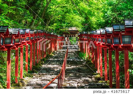 京都 貴船神社 41675617