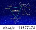 冬の大三角 41677178