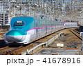 東北新幹線 列車 新幹線の写真 41678916