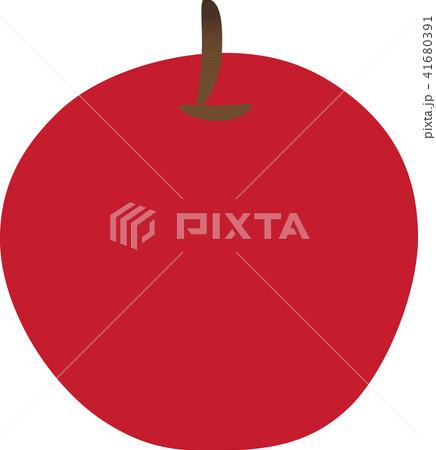 リンゴ 41680391