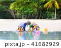 ビーチ 浜辺 すなの写真 41682929