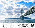 【兵庫県】明石海峡大橋 41685446