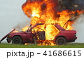 Car Explosion, Car On Fire 41686615