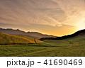 稲取 細野高原 朝景の写真 41690469