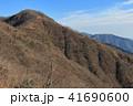 二ノ塔 三ノ塔 丹沢山地の写真 41690600