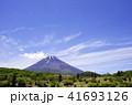 富士山 山 富士の写真 41693126