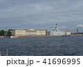 ロシア サンクトペテルブルグの街並み 41696995