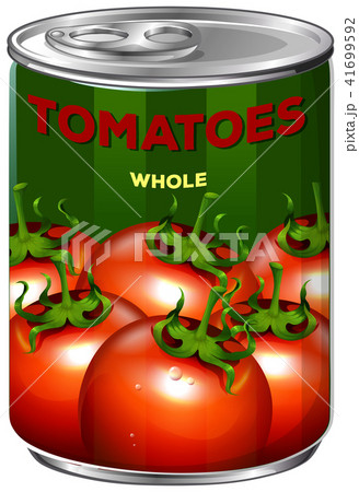 Can of tomatoes whole 41699592