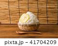 アジアのかき氷 Shaved ice that Asian fruit 41704209