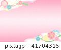 菊 花 和のイラスト 41704315