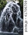 赤目四十八滝 千手滝 滝の写真 41706709