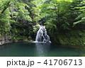赤目四十八滝 千手滝 滝の写真 41706713