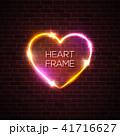 ハート ハートマーク 心臓のイラスト 41716627