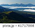 雲海 山 南アルプスの写真 41717008