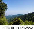 大山 山 風景の写真 41718998