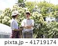 農業 野菜 収穫  41719174