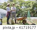 農業 野菜 収穫  41719177