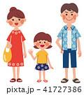 家族 旅行 夏休みのイラスト 41727386