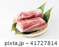 豚バラ肉 ブロック 41727814