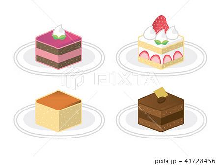 ケーキ いろいろ 41728456