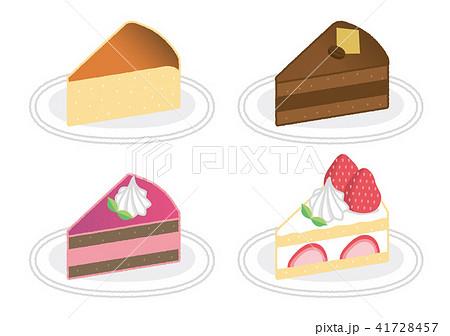 ケーキ いろいろ 41728457