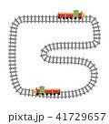 線路と電車 41729657