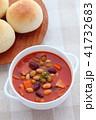 ミネストローネ トマトスープ スープの写真 41732683