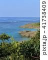 宮古島 イムギャーマリンガーデン 風景の写真 41738409
