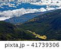 山 秋 風景の写真 41739306