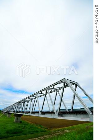 利別川橋梁 41746130