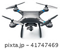 Quadcopter drone with 4K video and photo camera 41747469