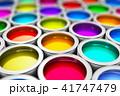 ペイント 塗る 塗料のイラスト 41747479