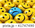 スマイリー スマイル 幸せのイラスト 41747490
