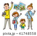 家族 ポートレート 家族写真 41748558