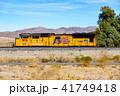 列車 機関車 カリフォルニアの写真 41749418