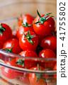 プチトマト ミニトマト チェリートマトの写真 41755802