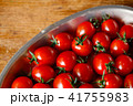 プチトマト ミニトマト チェリートマトの写真 41755983
