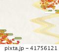 もみじ 紅葉 背景のイラスト 41756121