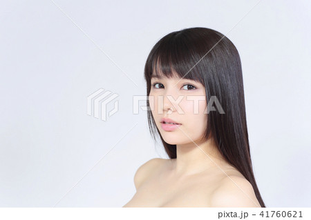 若い女性 美容 41760621