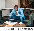 男性 ビジネス 職業の写真 41766409
