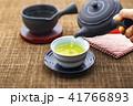 お茶 緑茶 抹茶の写真 41766893