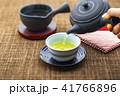 お茶 緑茶 抹茶の写真 41766896