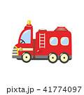 ベクトル 乗り物 自動車のイラスト 41774097